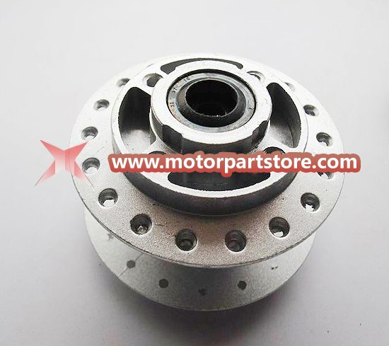 The alloy hub fit for dirt bike