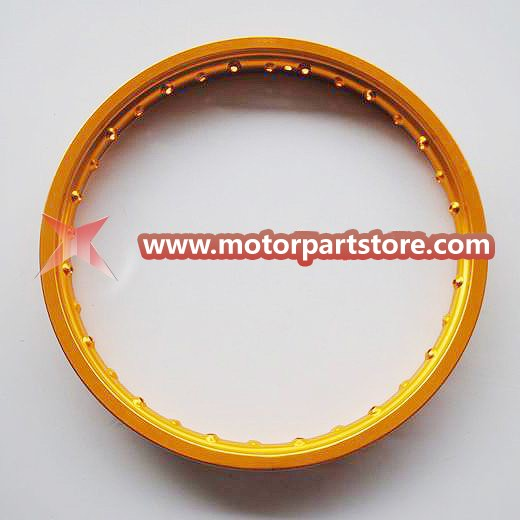 1.60 x 17 front alloy rim fit for dirt bike