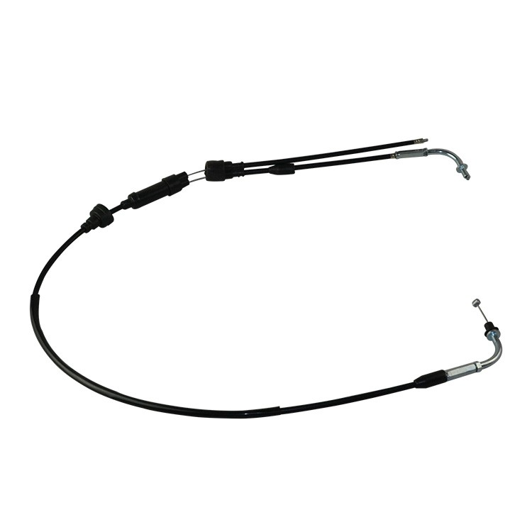 Yamaha PW80 throttle cable assembly PW 80,throttle cable assembly FOR Yamaha PW80 PIT BIKE