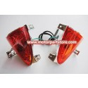 High Quality Left & Right Tail Light For 110cc 125cc Atv