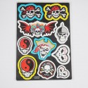 Racing Sticker Pack / Sheet / DIRT BIKE