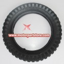 121/2 x 2.75 tyre fit for the 2 stroke dirt bike