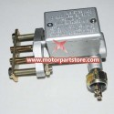 Rear brake pump for the 50CC to 250CC go karts
