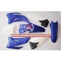 Plastic Body Assy for TTR Dirt Bike.