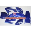 Plastic Body Assy for CRF70 Dirt Bike.