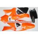 Plastic Body Assy for KTM 85 Dirt Bike.