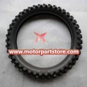 90/100-18 rear Tire for 50cc-125cc Dirt Bike.