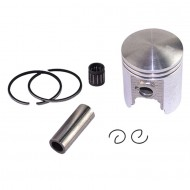 Piston Assembly for Yamaha PW50 Big bore PW60 QT60 with rings needle(6 in 1)