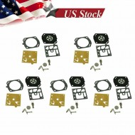 5 Pack Carb kit for Stihl 027 029 039 044 046 MS 270 MS 280 MS 290 Carburetor