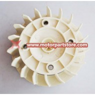 Hot Sale Fan Blade Wheel For Gy6 150 Atv, Go Kart