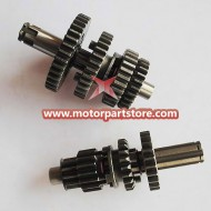 New 50cc-125cc Main Counter Shaft For Dirt Bike