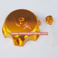 Performance Gas Tank Cap for 125cc - 250cc