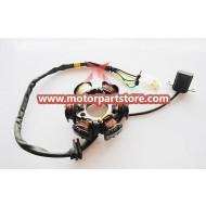 6-Coil Magneto Stator for 110cc-125cc