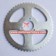 T8F 54teeth Sprocket for 49cc LIYA 2 stroke