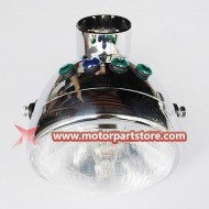 Hot Sale Head Light For 50cc To 110cc Monkey Bike