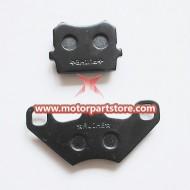 High Quality Black Brake Pads For 50CC To 125CC Atv