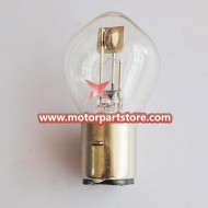 Light Bulbs of 12V 25w/25w.