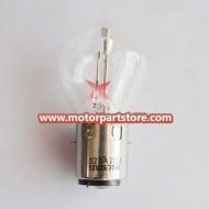 Light Bulbs of 12V 35w/35w.