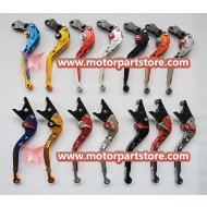 Extendable CNC Brake Clutch Lever for Hyosung