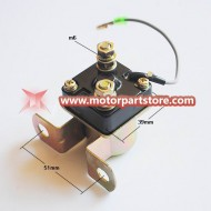 Starter Solenoid Relay for Polaris SPORTSMAN 500