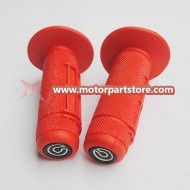 Hot Sale Red Handle Grips For Monkey Bike