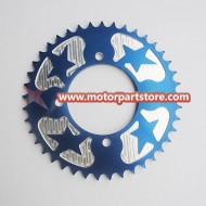 CNC 428-41teeth Sprocket for dirt bike
