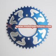 CNC 428-41teeth Sprocket for dirt bike
