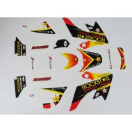 DIRT BIKE 3M GRAPHICS FOR CRF50 DECAL STICKER