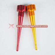 CNC Oil dipstick/DRESS UP KIT FOR YX125CCdirt bike