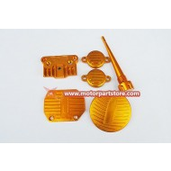 CNC DRESS UP KIT FOR YX140CC ENGINE