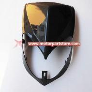 High Quality Plastic Head Light Cover For 150cc To 250cc Atv 01