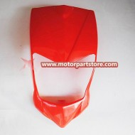 New Plastic Head Light Cover For 150cc To 250cc Atv 02