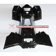 High Quality Fender Plastic Cover Set For 125cc To 250cc Atv
