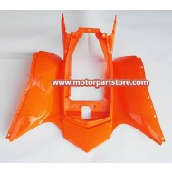 Hot Sale Rear Plastic Fender Cover For 125cc To 250cc Atv