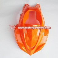 Hot Sale Front Fender Plastic Cover Set For 125cc To 250cc Atv