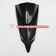 High Quality Black Plastic Head Cover Fit  For 125cc To 250cc Atv
