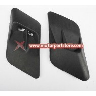 High Quality Plastic Fender Side Cover Fit  For 110cc To 125cc Atv