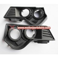 Hot Sale Left Right Head Light Plastic Bracket For 110cc 250cc Atv