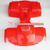 Hot Sale Fender Plastic Cover For 110cc 125cc Atv
