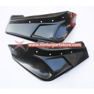 New Left Right Front Fender Plastic Cover For 110cc 125cc Atv