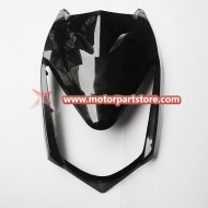 New Head Light Plastic Cover Fit For 110cc To 125cc Atv