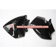 High Quality Left Right Fender Plastic Side Cover For 110cc 125cc Atv