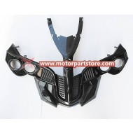 High Quality Head Light Plastic Bracket Cover For 110cc 125cc Atv