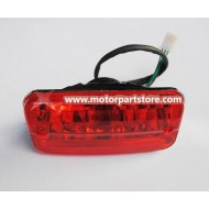 2016 Hot Sale Tail Light For 110cc to 125cc Atv