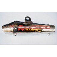 Muffler for dirt bike 003