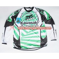 High Quality Kawasaki Clothes Fit For Dirt Bike-01