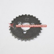 28 teeth Timing sprocket ATV, dirt bike