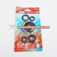O-Oil Seal Set for ATV, Dirt Bike & Go Kart.