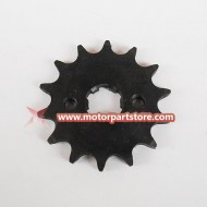 420 14-Tooth 17mm Engine Sprocket For Scooter