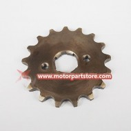420 17-Tooth 20mm Engine Sprocket For Scooter